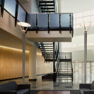 Staircase by architectural company
