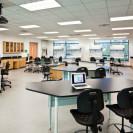 Beautiful laboratory architecture