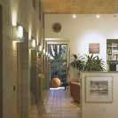 Indoor architectural design