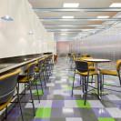 Interior architectural design example