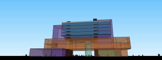 Math architecture concept