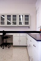 Laboratory architectural work